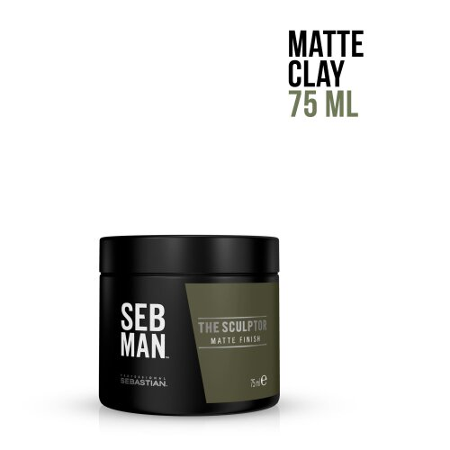 Sebastian Professional Seb Man The Sculptor Matte Finish Paste 75ml