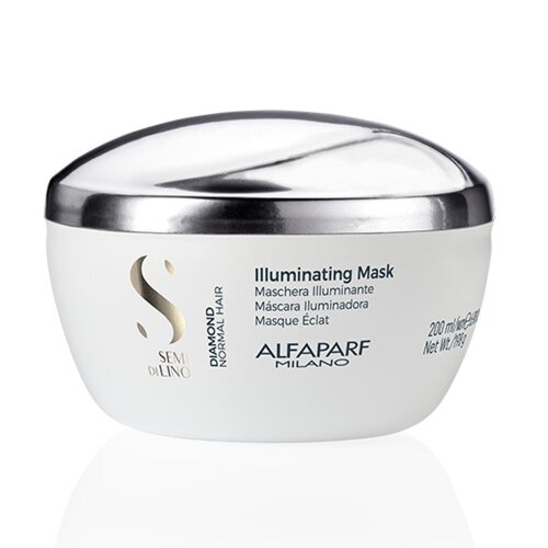 AlfaParf Milano Semi di Lino Diamond Illuminating Maske 200ml