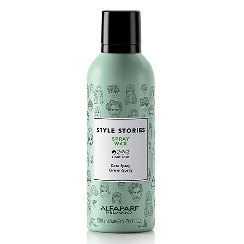 AlfaParf Milano Style Stories Spray Wax 200ml