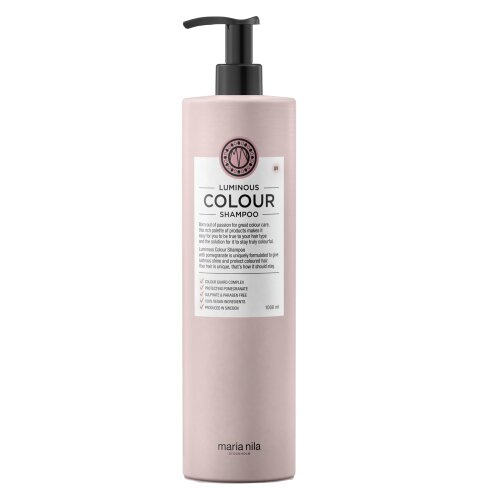 Maria Nila Luminous Colour Shampoo 1000ml